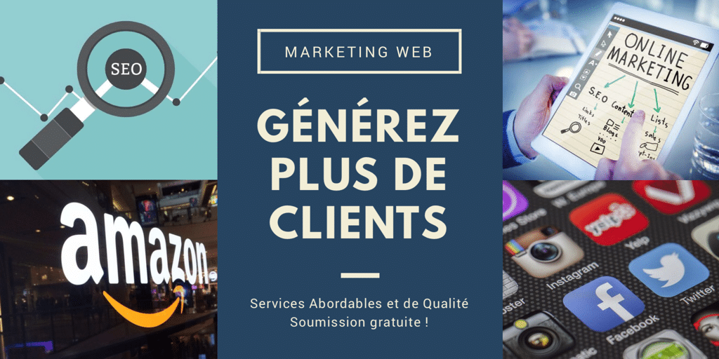 Gestion communauté et marketing web